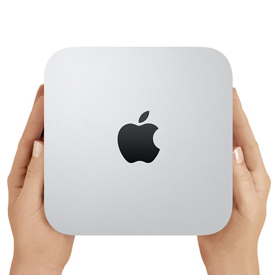 Mac mini zůstal od roku 2014 stejný