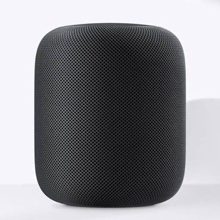 Bezdrátový reproduktor HomePod, Apple HomePod
