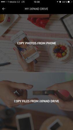 iXpand Drive 5 253x450 - Jak se vypořádat smalou interní pamětí iPhonu? Odpovědí je SanDisk iXpand Flash Drive