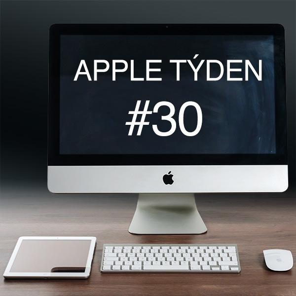 Apple Týden 30
