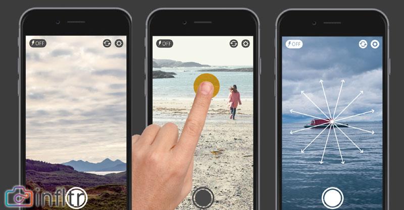 infltr app screens - Chcete aplikaci infltr zdarma? Víme, jak na to!