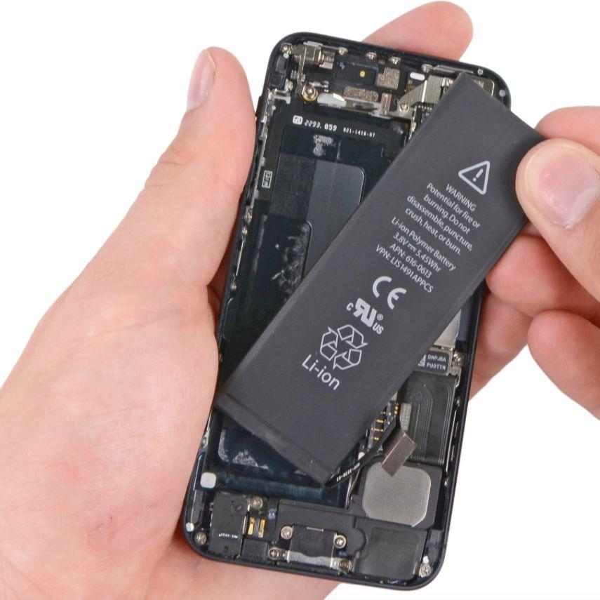 iPhone 9 baterie LG
