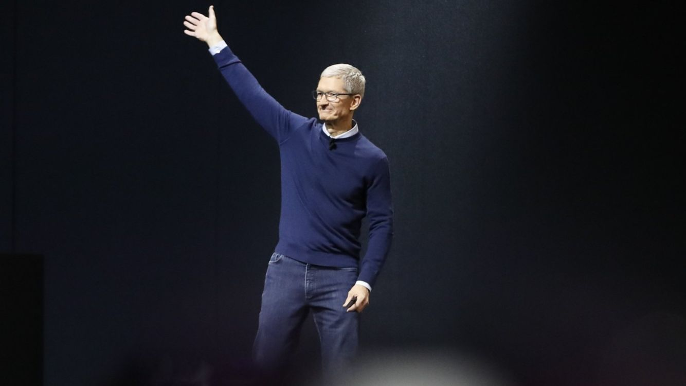 Apple Special Event, Tim Cook