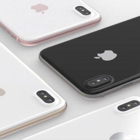 rendery iPhonu 8, Cena iPhone 8