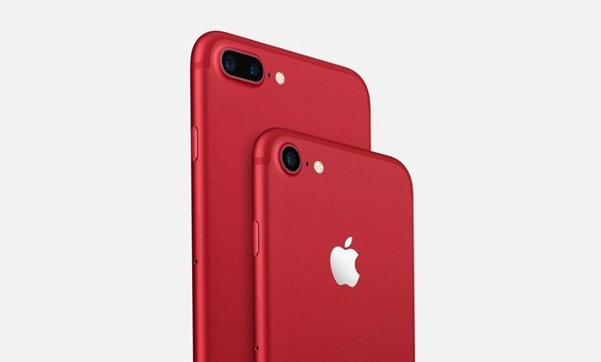iPhone 7 (Product(Red