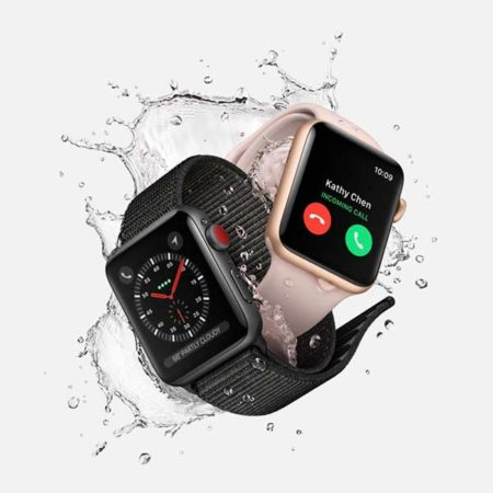 Apple Watch Series 3, servis Apple Watch