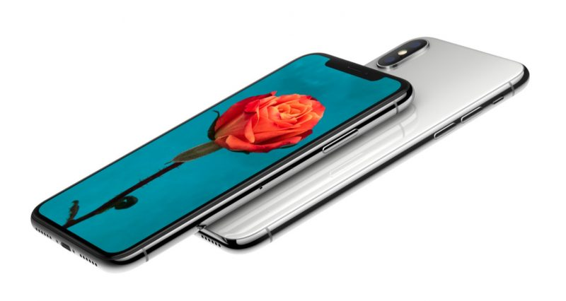 iPhone X rychlé nabíjení