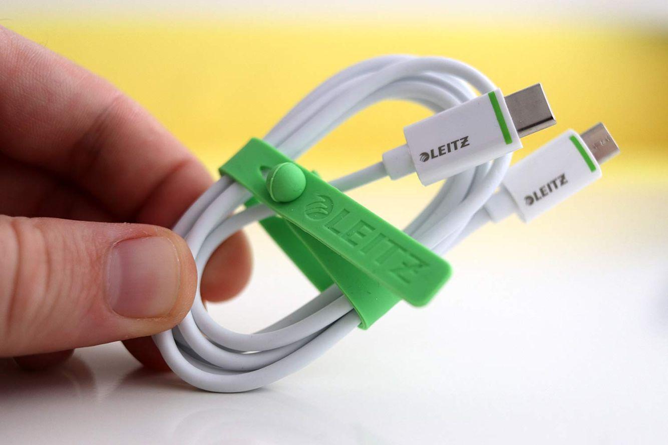 USB-C kabely Leitz