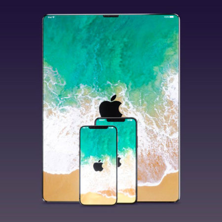 iPhone X koncept