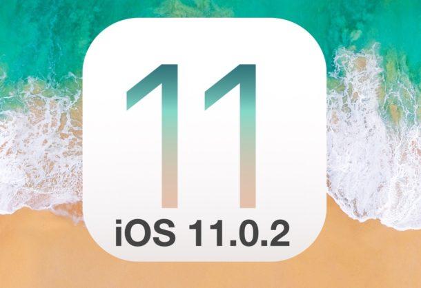 ios 11 0 2 download 610x418 - Apple vydal opravný iOS 11.0.2. Co všechno řeší?
