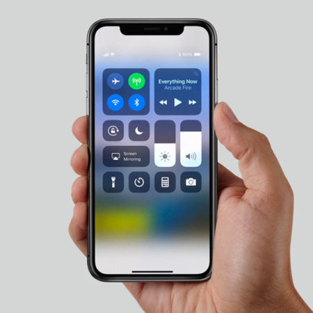 iPhone x Displaymate