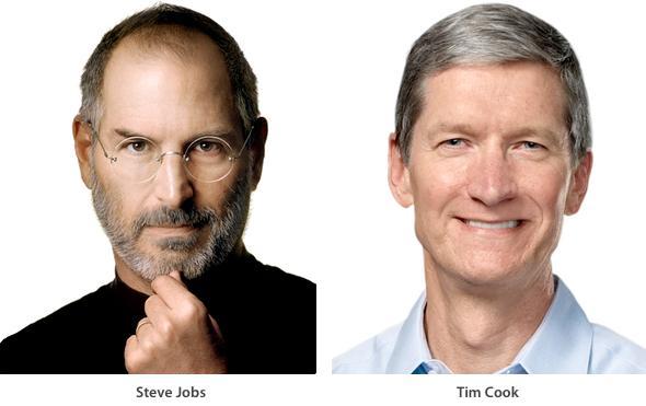 110824 jobs cook - Dodací lhůty Applu jsou pod Timem Cookem větší, než za Steva Jobse