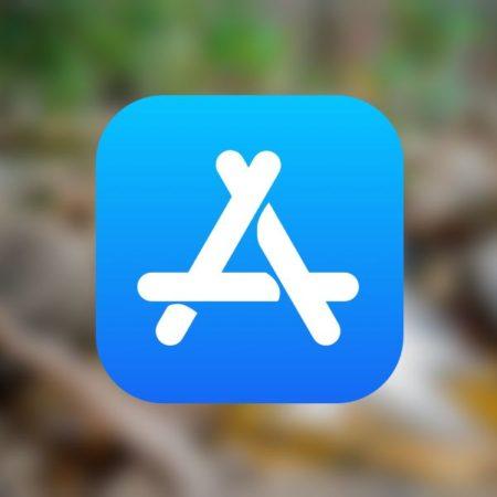 obchod, 7 značek, App Store