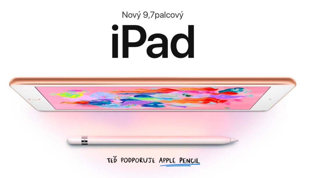 Nový iPad, Apple Pencil