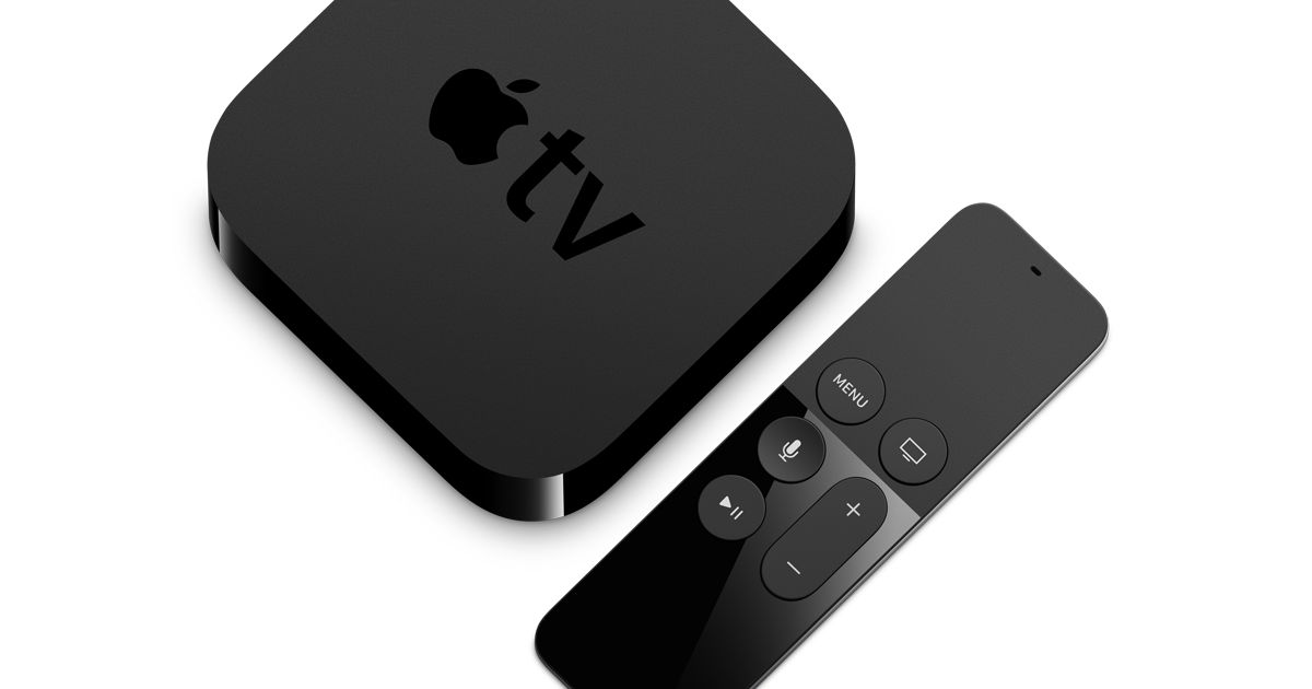 nová Apple TV