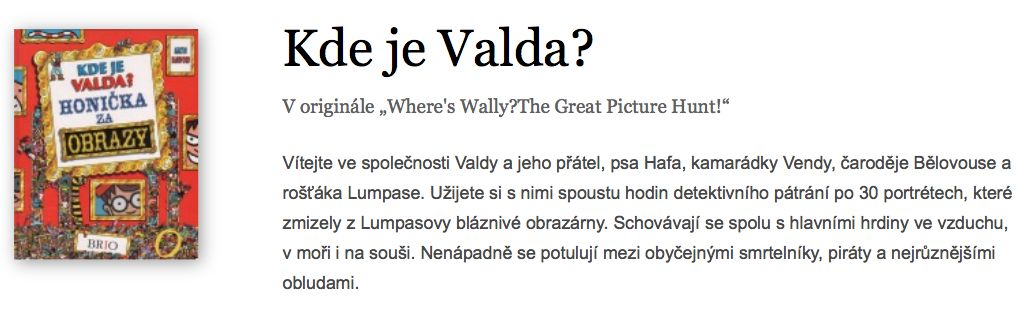 """Snímek obrazovky 2018 04 01 v 10.33.13 - Google Mapy obsahují aprílovou mini-hru """"Kde je Valda"""""""