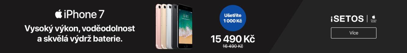 iPhone 7 sleva