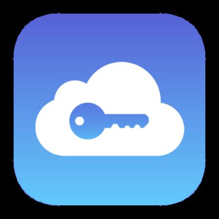 Klíčenka na iCloudu