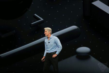 apple WWDC 2018 2406 450x300 - WWDC 2018 – souhrnný článek. Co všechno Apple představil?