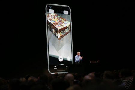 apple WWDC 2018 2469 450x300 - WWDC 2018 – souhrnný článek. Co všechno Apple představil?