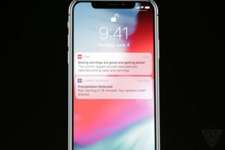 apple WWDC 2018 2755 450x300 - WWDC 2018 – souhrnný článek. Co všechno Apple představil?
