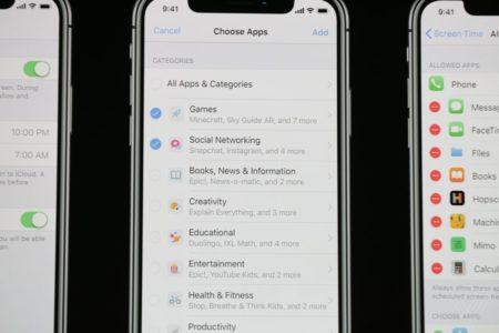 apple WWDC 2018 2846 450x300 - WWDC 2018 – souhrnný článek. Co všechno Apple představil?