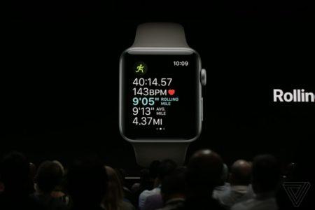 apple WWDC 2018 3158 450x300 - První generace Apple Watch nebude podporovat watchOS 5. Co teď shodinkami za půl milionu?