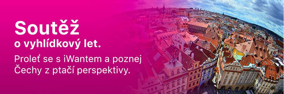 iWant Letňany
