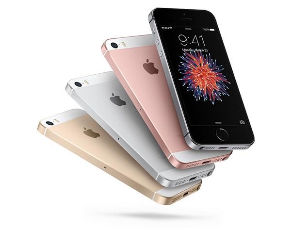 iPhone SE menší displej