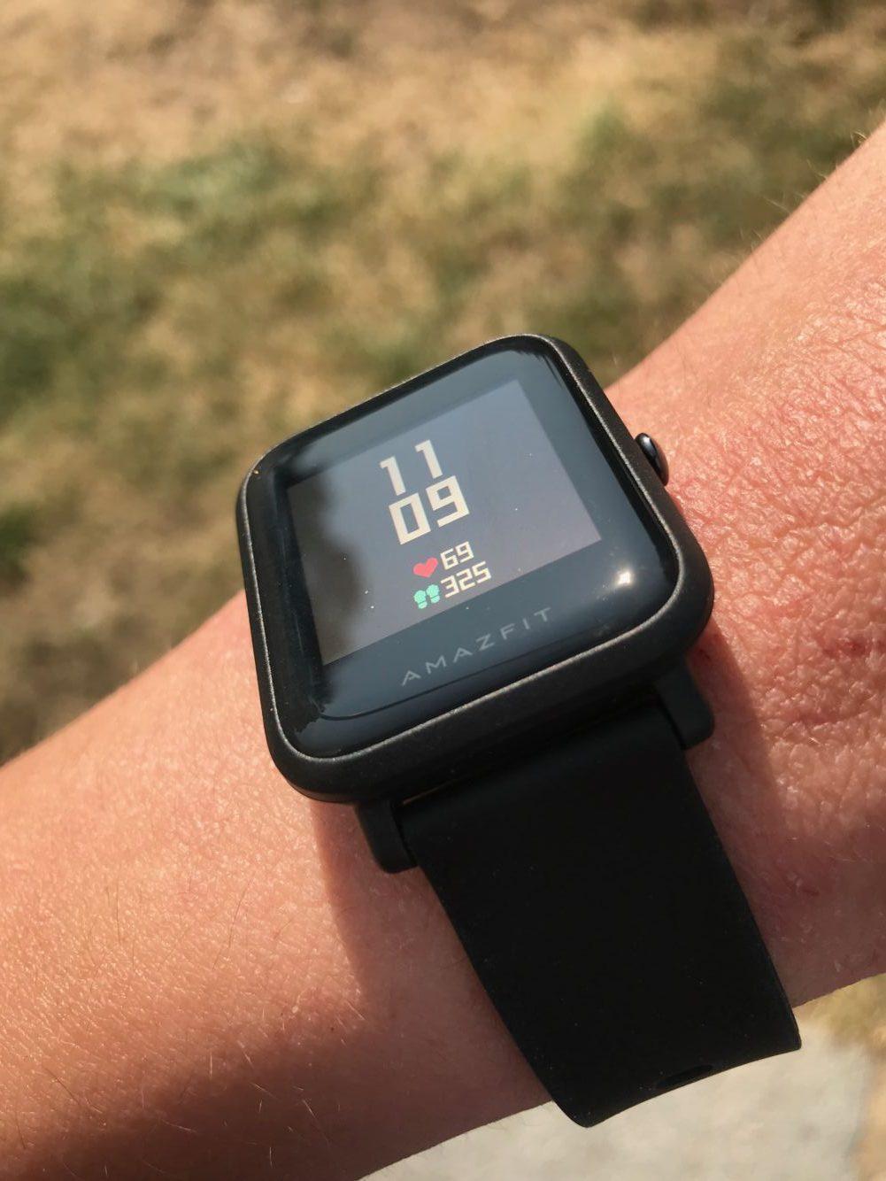 7c100bf932c Xiaomi Huami Amazfit jsou chytré hodinky s reálnou výdrží až 20 dní