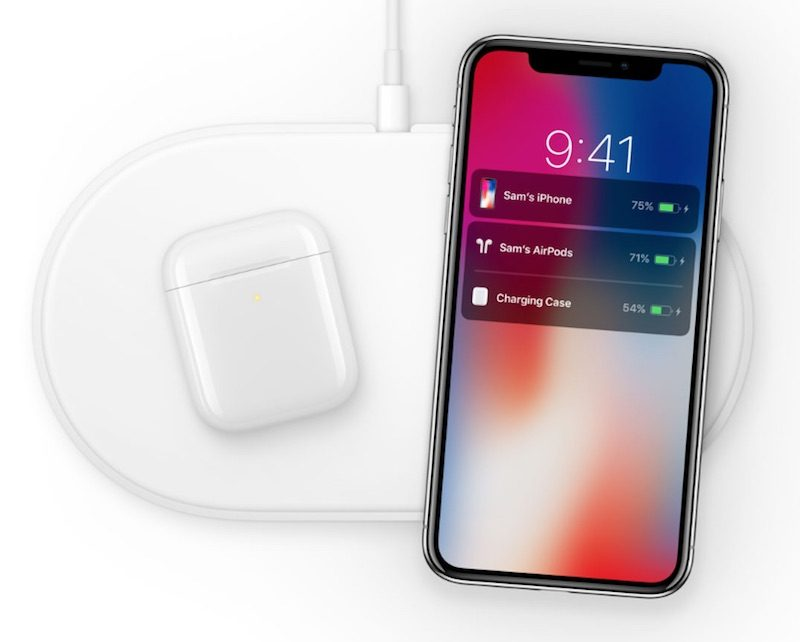 Apple Keynote AirPower