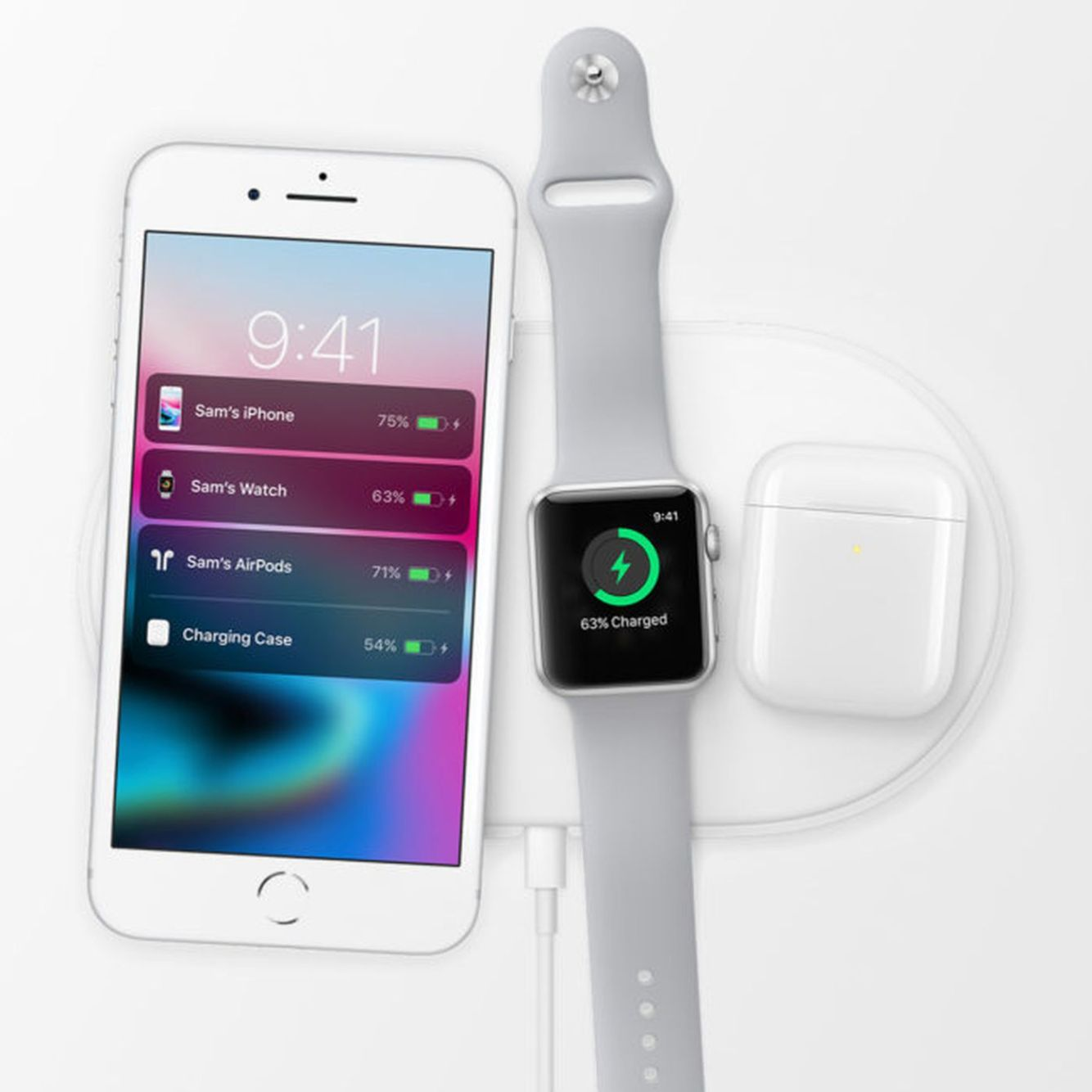 Apple Keynote, Apple AirPower