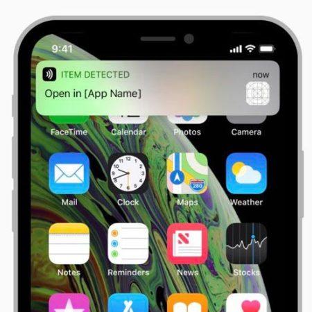 iPhone Xs NFC