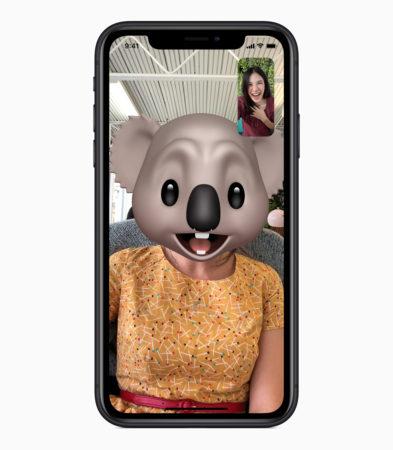 iPhone XR Memoji 09122018 393x450 - iPhone XR je nejprodávanější v USA. Jako fakt?