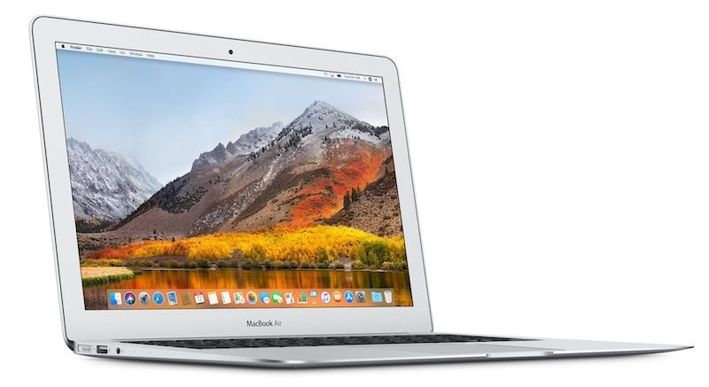Apple Keynote MacBook Air
