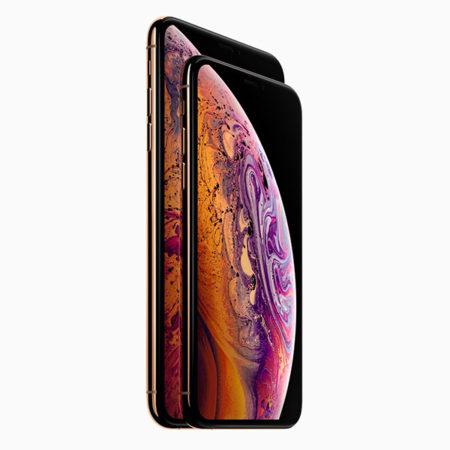 přechod z iPhonu X na iPhone Xs, iPhone Xs Max Gold
