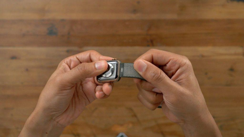 nejlepší funkce Apple Watch Series 4