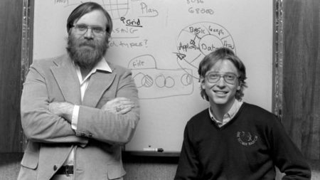 Raný Microsoft: Paul Allen a Bill Gates