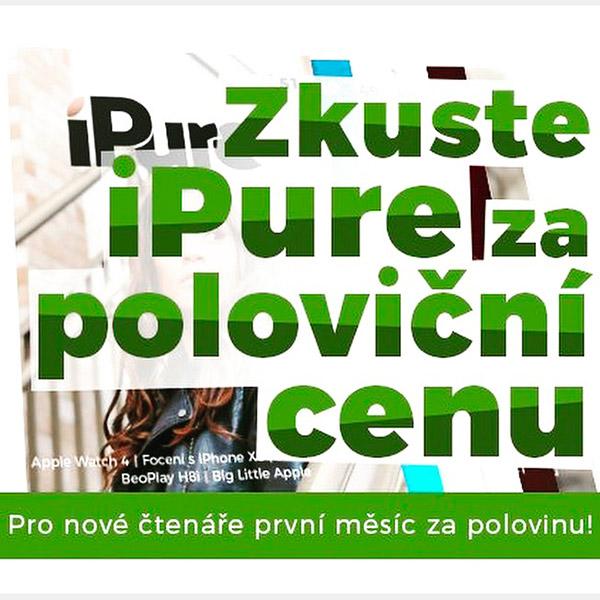 iPure předplatné