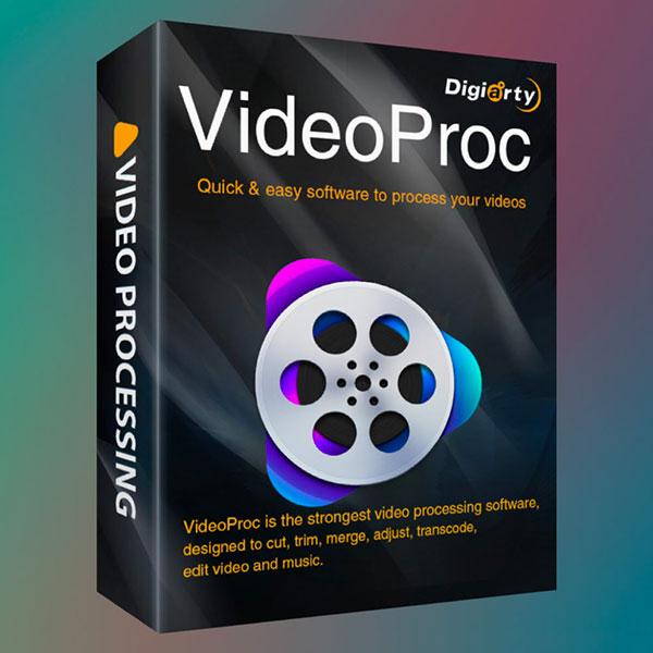 VideoProc logo