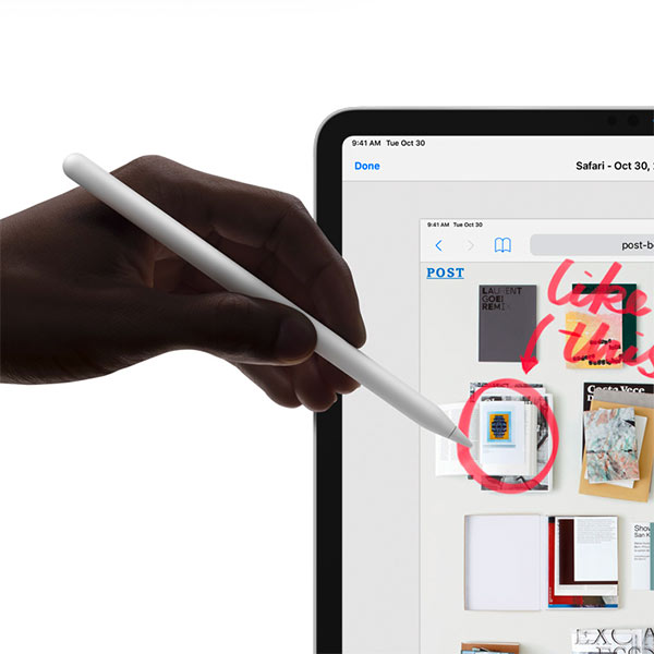 Nový Apple Pencil