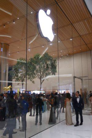 Podívejte se do Apple Storu