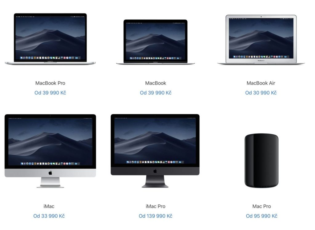 Apple Black Friday Mac