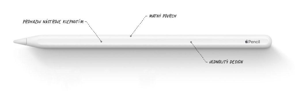 Nový Apple Pencil 2