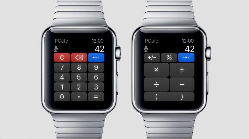 aplikace pro Apple Watch