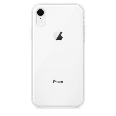 průhledný kryt na iPhone XR