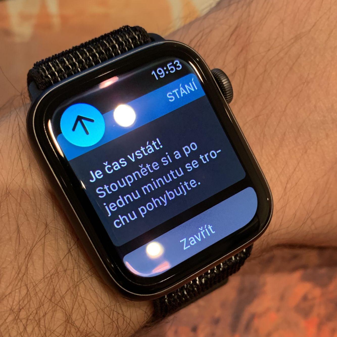 fullsizeoutput 399 - Apple Watch 4 recenze – hodinky už počtvrté a ještě lépe