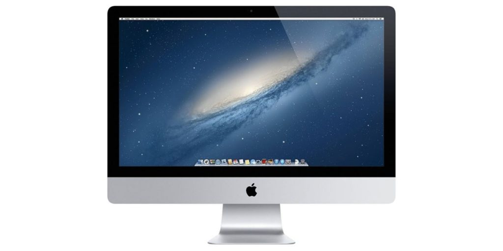 iMac z roku 2012