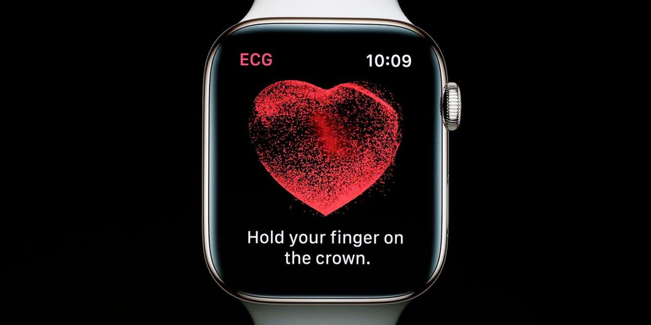 EKG v Apple Watch berte s rozumem