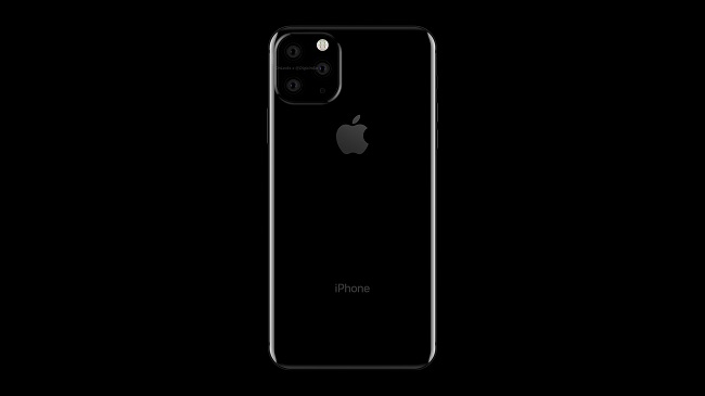 iPhone se třemi objektivy